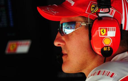 michael schumacher f1. Michael Schumacher rumored to