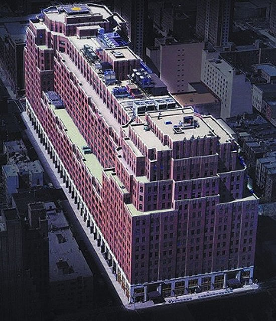 largest building in New York 1 Google grabs one of the largest building in New York for $1.9 Billion