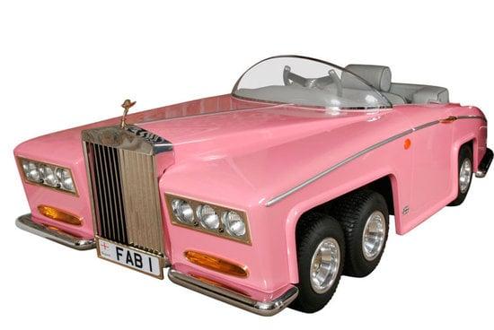 Rolls-Royce is building a 4WD