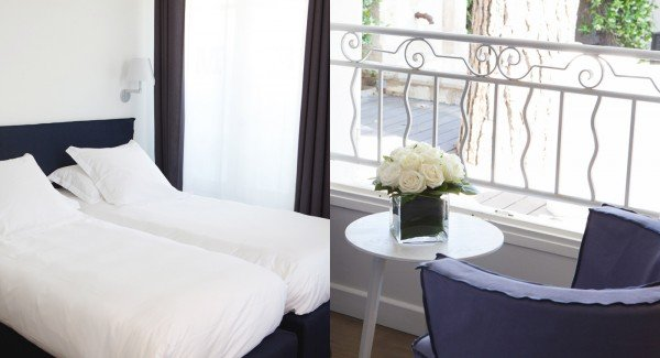 LMVHs White 1921 hotel opens up in Saint Tropez