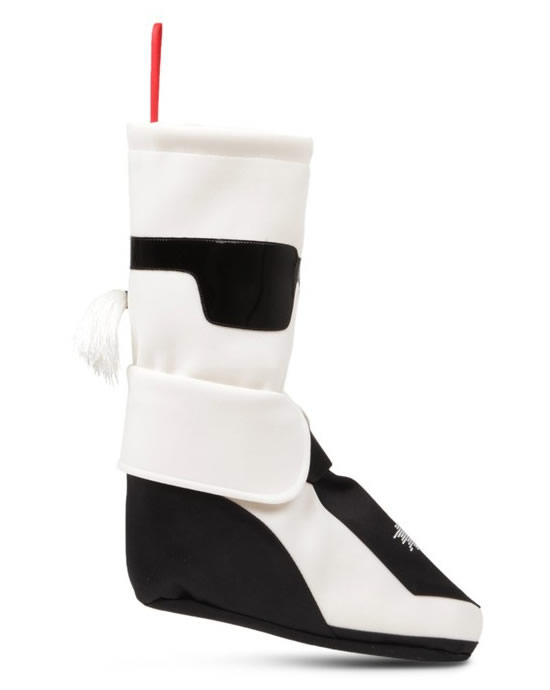 Designer Christmas stockings by Karl Lagerfeld and others are up for grabs at Selfridges