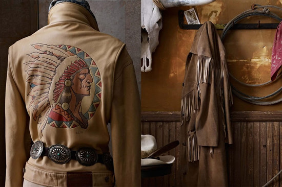 Ralph Lauren's new vintage line launched