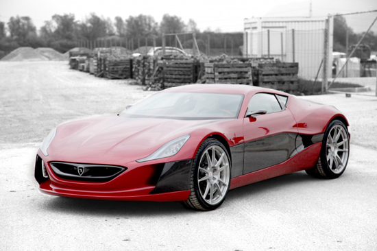 Rimac begins reservations for superfast and environmentally sound Concept One