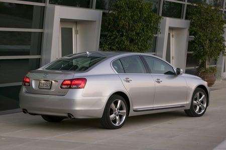 2008 lexus gs 350 0 60