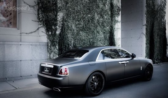 Watch Rolls Royce Unveil The Phantom Limelight Collection video