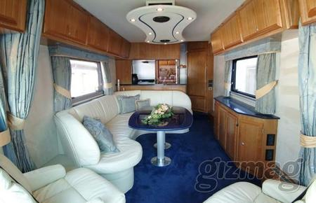 Luxury Motorhome by Volkner Mobil