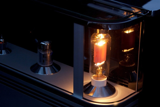 Audio Power Labs 50TNT is a stunning tube amplifier