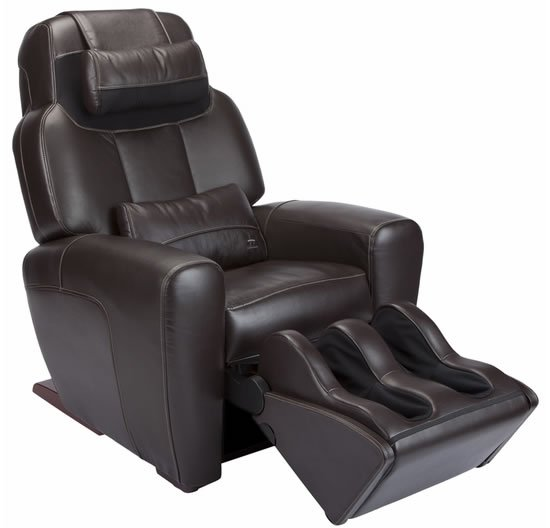 The AcuTouch 9500 Massage Chair is touted to be the worlds most