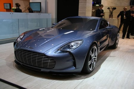 1 4 Million Aston Martin One 77 Looses The Tag Of The