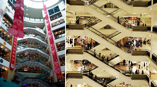 Take a look at the 10 largest shopping malls in the world for Best boutiques in the world