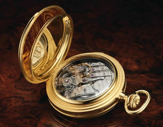 A Pocket watch from the Breitling for Bentley collection in Honor of W.O. Bentley