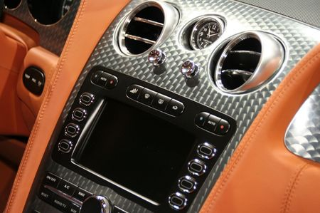 Bentley Continental Gt Speed With A Redesigned Breitling