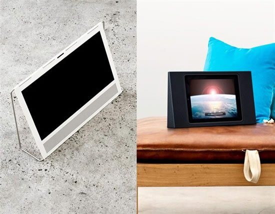 BeoPlay_A3_iPad_dock_and_BeoPlay_V1_television.jpg