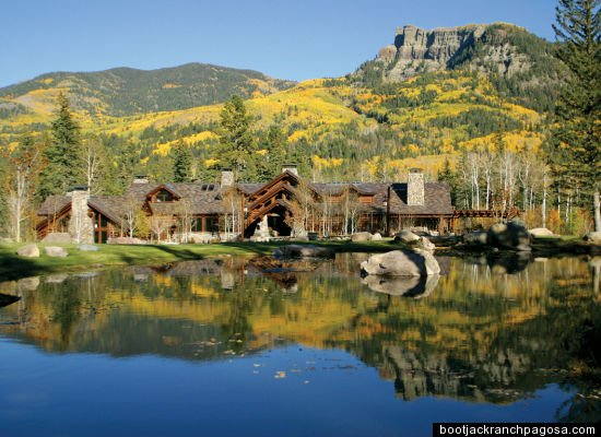 Texan billionaire kelcy warren buys colorado 39 s boot jack for Most expensive homes in colorado