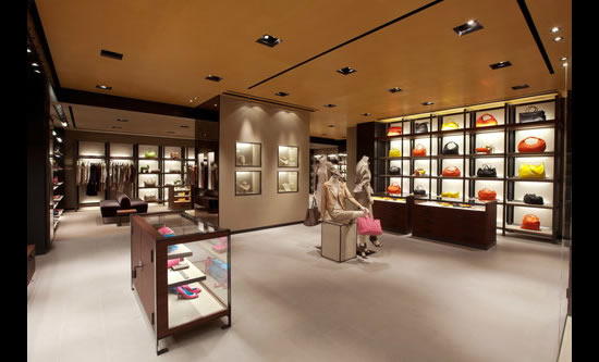 Largest Bottega Veneta flagship store opens up in China