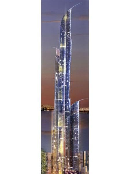 Burj Mubarak Al Kabir In Kuwait Will Be The Tallest