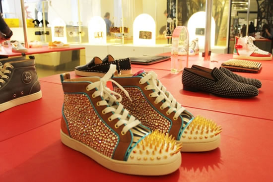 christian louboutin shoes stores