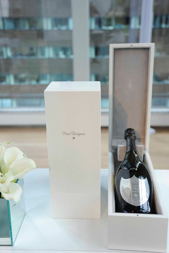 Celebrate the Big Day with the Dom Pérignon Wedding