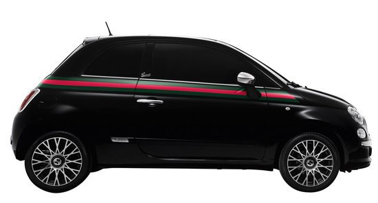 Fiat 500 by Gucci will show up at the Geneva Motor Show