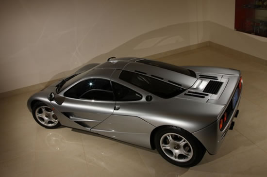 The First Production Mclaren F1 Car For Sale