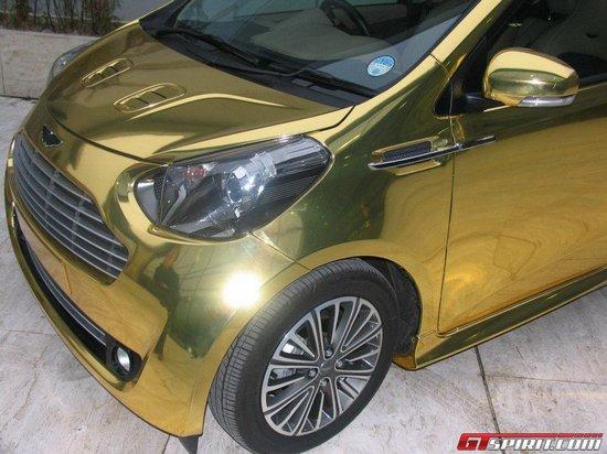 Golden-Aston-Martin-Cygnet-city-car-4.jpg