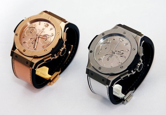 Hublot Big Bang Zegg & Cerlati watch pays tribute to women