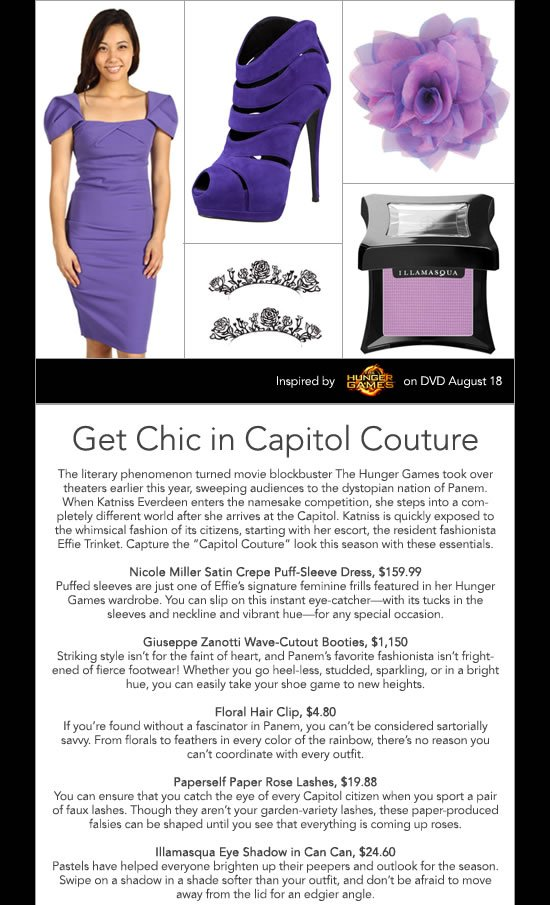 Get Chic in Capital Couture