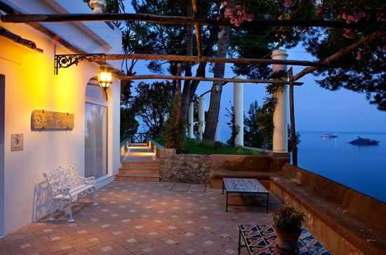 $263 million property with 3 islands and a mansion off Italy's Amalfi coast for sale