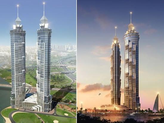 Jw Marriott Marquis Dubai Will Be The World S Tallest Hotel