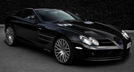 Project Kahn turns McLaren SLR into a carbon fiber beauty