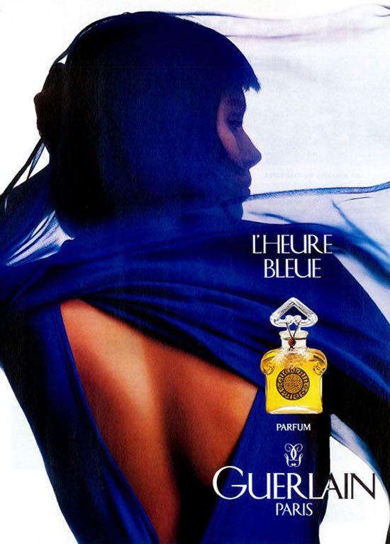 Guerlain LHeure Bleue perfume marks 100th anniversary with a 24 carat gold ornament