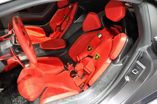 Lamborghini Sesto Elemento Concept Up For Sale