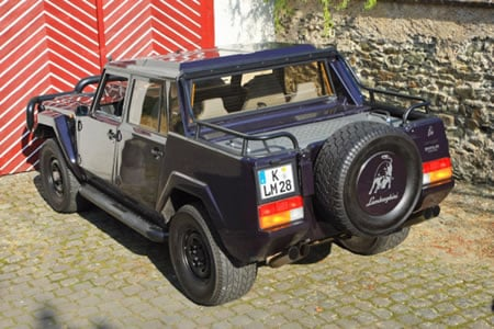 Lamborghinis For Sale >> Tina Turner's Mercedes-powered Lambo LM002 is up for sale