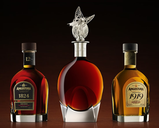 Legacy by Angostura is unveiled as the world's most expensive rum