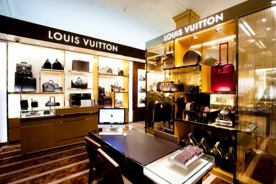 Harrods Gets A New Louis Vuitton Store