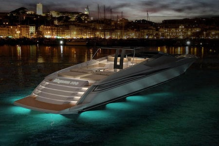 Magnum Marine Unveils Eco Friendly Luxurious Magnum 100 Yacht