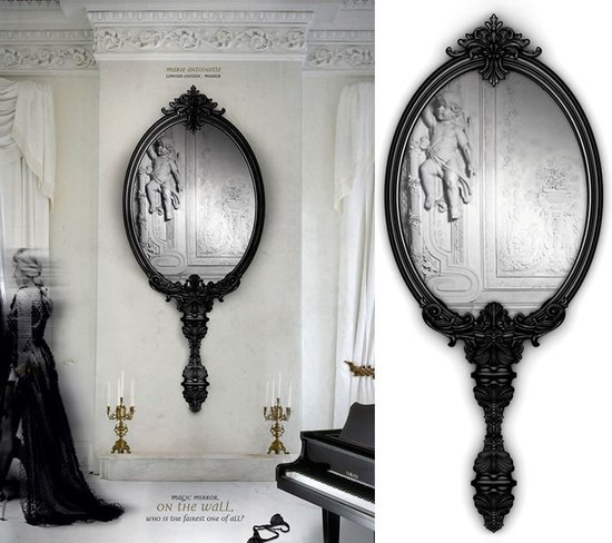 Marie Antoinette Mirror Is Inspired By The Queen Of France