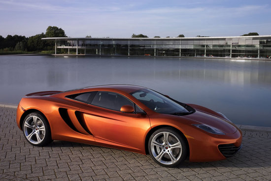 McLaren MP4-12C finally flaunts a price tag -