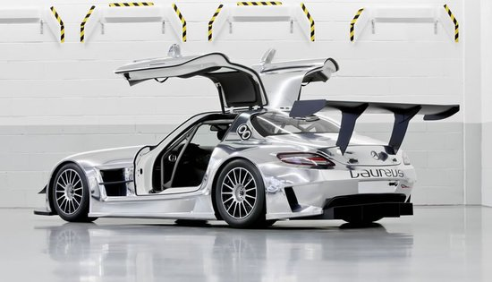Mercedes benz sls amg gt3 will zoom in for about 500 000 for Mercedes benz driving school los angeles