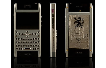 Mobiado unveils the Grand 350 Pioneer cell phone