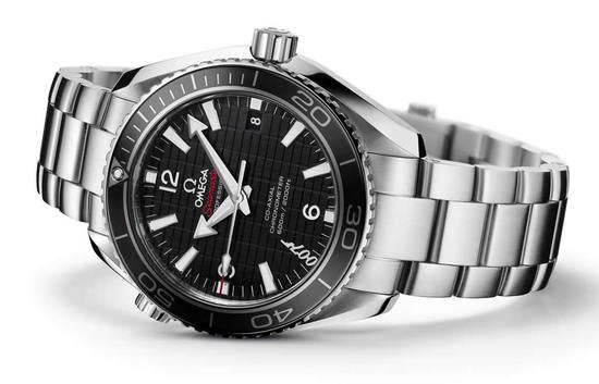 Omega Seamaster Planet Ocean Skyfall celebrates upcoming Bond movie
