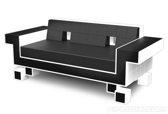 Retro Invader Couch will invade your gaming room in style