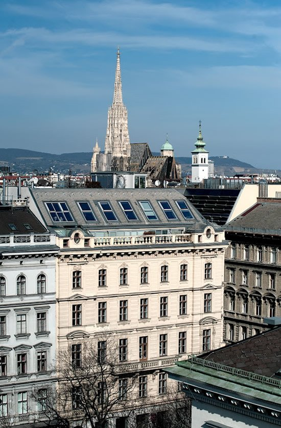 Ritz Carlton Vienna is the first in Austria