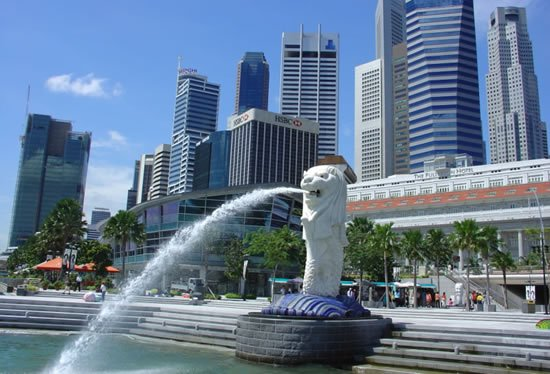 Singapore is set to be the world's richest country by 2050