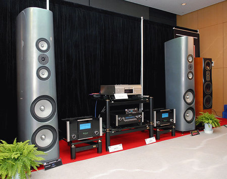 Snell Reference Tower A7 Speakers 35 000 For A Pair