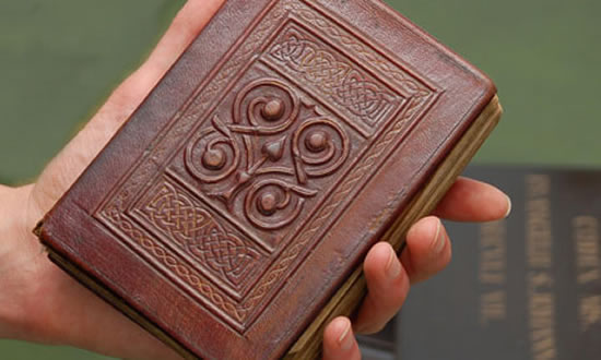 Oldest European book is bought by British Library for $12 million