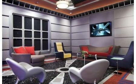Star Trek Home Theater The Next Generation Theater