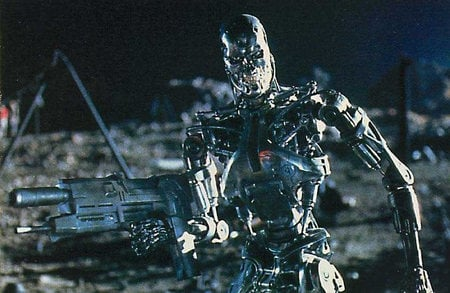 Arnold Schwarzeneggers Terminator Robots is up for auction for $100,000
