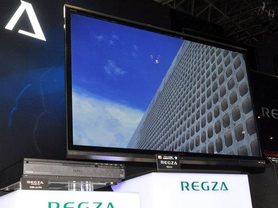 Toshiba Regza 55X3 naked eye 3D TV is worlds first 4K2K model