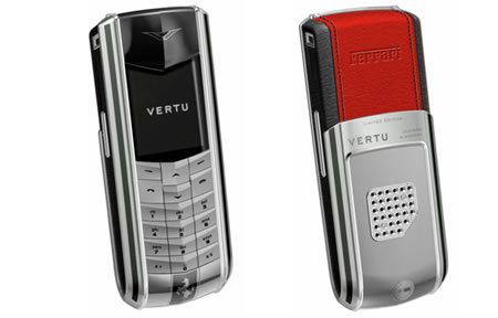 Vertu Ascent Ferrari 1947 Limited Edition launched
